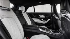 Nuova Mercedes-AMG GT Coupé4 53 4Matic+: i sedili posteriori