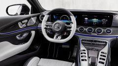 Nuova Mercedes-AMG GT Coupé4 53 4Matic+: il posto guida