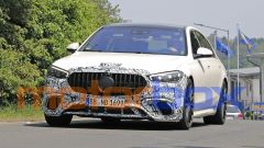Mercedes-AMG S 73 e, l'ibrido plug-in l'arma segreta? Prime foto - Immagine: 2