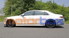 Mercedes-AMG S 73 e, l'ibrido plug-in l'arma segreta? Prime foto - Immagine: 3