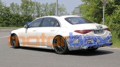 Mercedes-AMG S 73 e, l'ibrido plug-in l'arma segreta? Prime foto - Immagine: 4