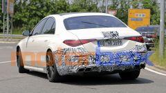 Mercedes-AMG S 73 e, l'ibrido plug-in l'arma segreta? Prime foto - Immagine: 5