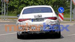 Mercedes-AMG S 73 e, l'ibrido plug-in l'arma segreta? Prime foto - Immagine: 6