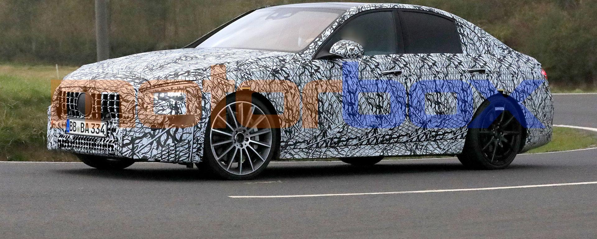 Nuova Mercedes C43 AMG: debutto previsto nel 2021