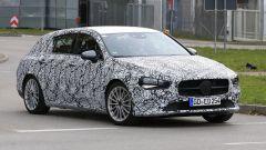 Mercedes CLA 2019, come non detto: la shooting brake si farà - Immagine: 9