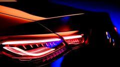 Nuova Mercedes CLA 2019, i fari posteriori