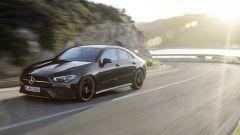 Nuova Mercedes CLA, tanto bella quanto intelligente - Immagine: 17