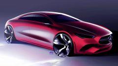 Nuova Mercedes CLA, tanto bella quanto intelligente - Immagine: 20