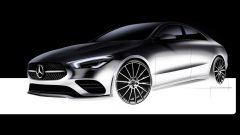 Nuova Mercedes CLA, tanto bella quanto intelligente - Immagine: 21