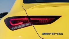 Nuova Mercedes-AMG CLA 35 4Matic: bombardone a tre volumi  - Immagine: 7