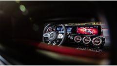 Nuova Mercedes-AMG CLA 35 4Matic: bombardone a tre volumi  - Immagine: 10