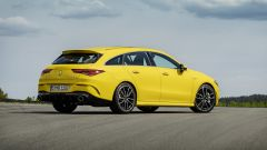 Nuova Mercedes CLA 35 AMG Shooting Brake 4Matic