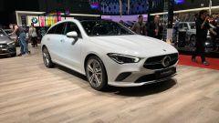 Nuova Mercedes CLA Shooting Brake