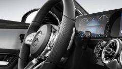 Nuova Mercedes Classe A 2018 infotainment