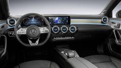 Nuova Mercedes Classe A 2018: il video dei test invernali - Immagine: 11