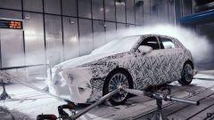 Nuova Mercedes Classe A 2018: il video dei test invernali - Immagine: 1