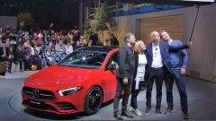 Nuova Mercedes Classe A 2018: tutte le immagini e info ufficiali - Immagine: 3