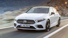 Nuova Mercedes Classe A 2018: tutte le immagini e info ufficiali - Immagine: 1