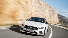 Nuova Mercedes Classe A 2018: quando l'auto fa come l'i-Phone - Immagine: 26