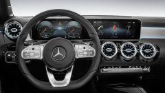 Nuova Mercedes Classe A 2018: quando l'auto fa come l'i-Phone - Immagine: 51