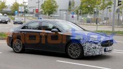 Nuova Mercedes Classe A: scheda tecnica e foto della berlina
