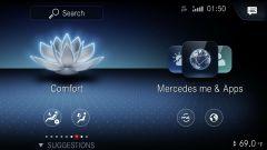 Nuova Mercedes Classe A: le tecnologie di bordo - Immagine: 9