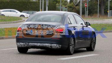 Nuova Mercedes Classe A Sedan: dopo la hatchback si aggiorna anche la tre volumi