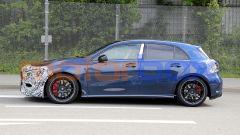 Nuova Mercedes Classe A: scheda tecnica, foto e lancio dell'auto