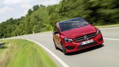 Nuova Mercedes Classe B Tech: offre tanto a meno - Immagine: 7