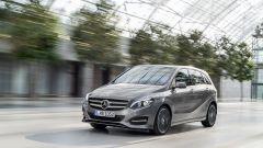 Nuova Mercedes Classe B Tech: offre tanto a meno - Immagine: 8