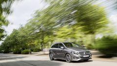 Nuova Mercedes Classe B Tech: offre tanto a meno - Immagine: 9