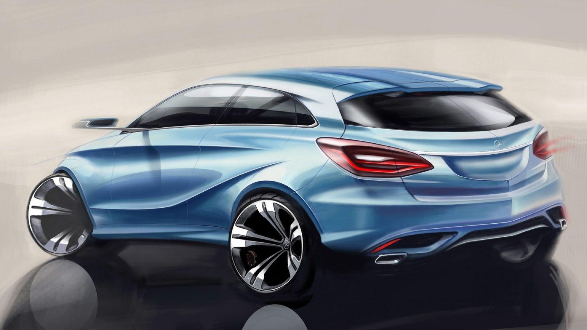 Mercedes E Class 2017 >> Mercedes Classe B 2019: foto, news e tempi di uscita del ...