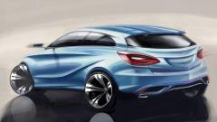 Nuova Mercedes Classe B 2019: nuove foto-spia - Immagine: 9