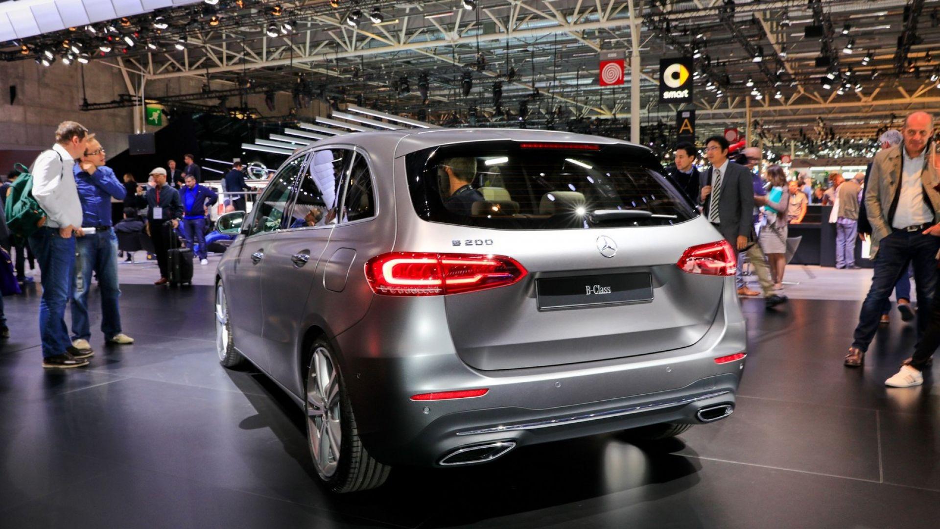 Mercedes Classe B 2019: foto, motori, interni, prezzi ...