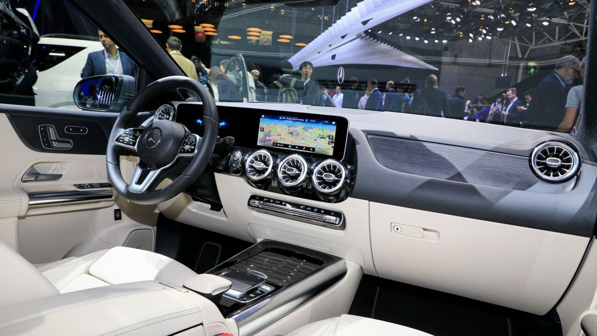 Mercedes Benz Cla >> Mercedes Classe B 2019: foto, motori, interni, prezzi ...