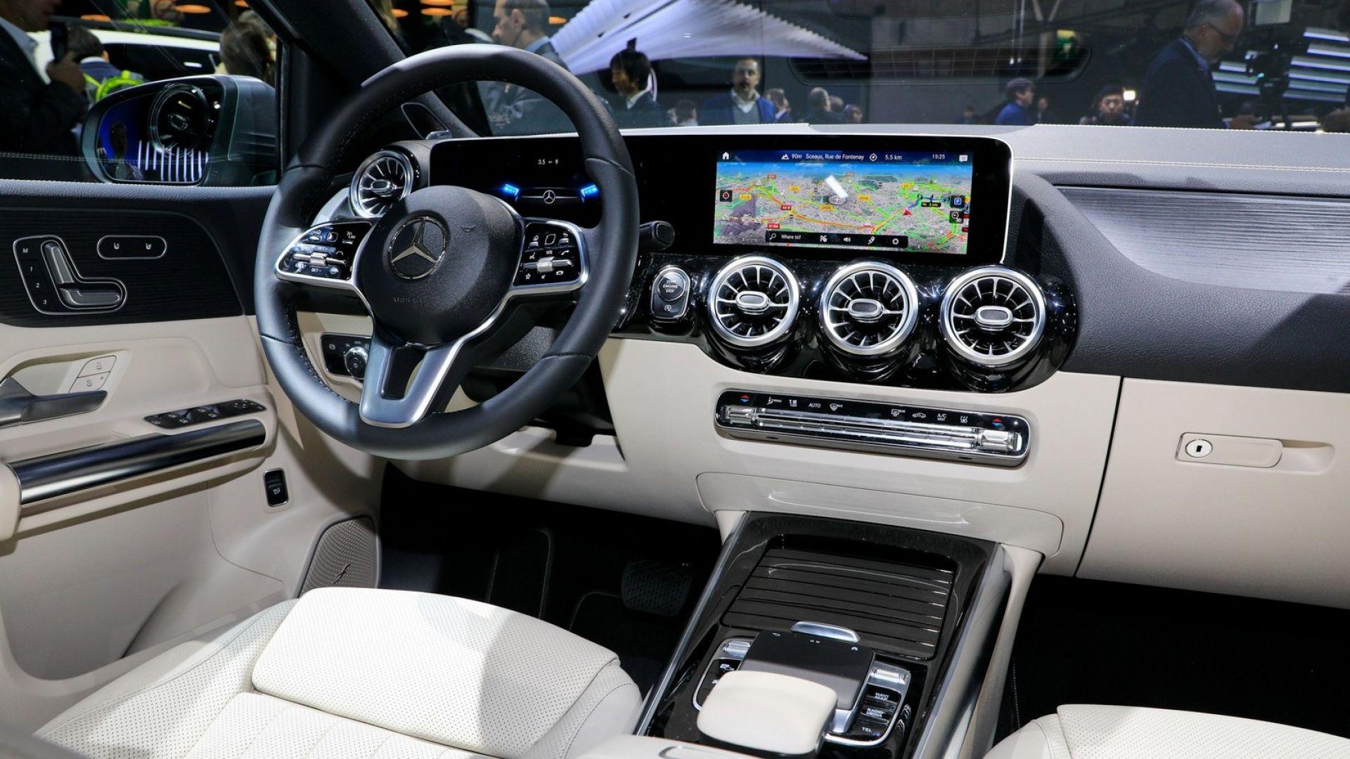 Mercedes classe b 2019 foto motori interni prezzi for B b com