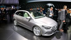 Nuova Mercedes Classe B: in video dal Salone di Parigi 2018 - Immagine: 21