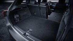 Nuova Mercedes Classe B 2019: il bagagliaio