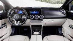 Nuova Mercedes Classe B 2019: la plancia