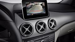 Nuova Mercedes Classe B Tech: lo schermo da 8 pollici