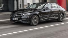 Nuova Mercedes Classe C 2021, prova video del Diesel Mild Hybrid