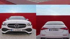 Nuova Mercedes Classe C, fuga di foto ufficiali prima del reveal - Immagine: 2