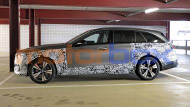 Nuova Mercedes Classe C All Terrain: muscoli in vista e solo motori ibridi