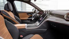Nuova Mercedes Classe C berlina e sw: i nuovi sedili