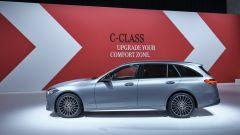 Nuova Mercedes Classe C berlina e sw: la station wagon durante la presentazione web