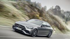 Nuova Mercedes Classe C berlina e sw: la versione berlina