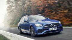 Nuova Mercedes Classe C berlina e sw: la versione station wagon