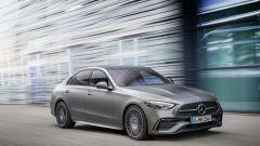 Nuova Mercedes Classe C berlina e sw: tutti motori elettrificati