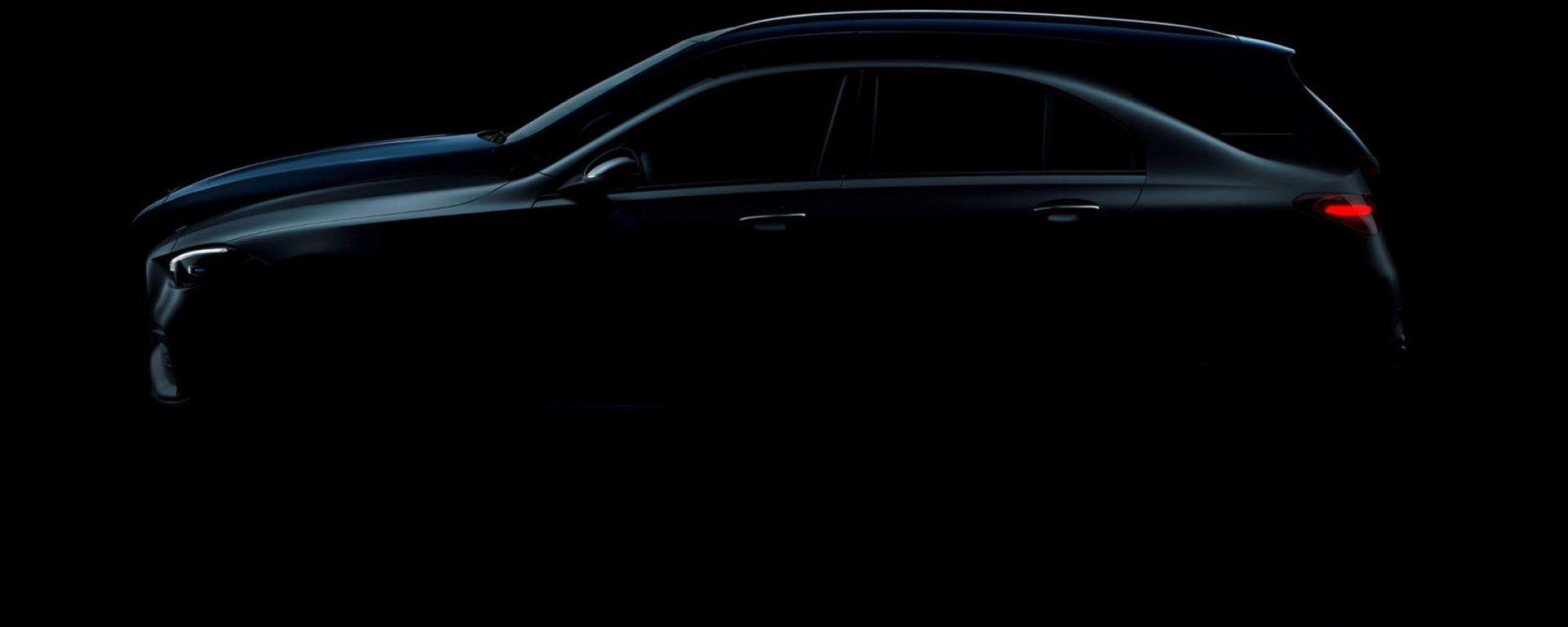 Nuova Mercedes Classe C berlina e wagon, ultimi teaser prima del reveal