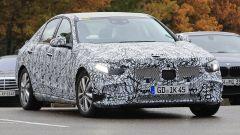Nuova Mercedes Classe C, in arrivo nel 2020: le nuove foto spia - Immagine: 7